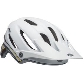 Bell 4Forty Helmet rush matte/gloss white/orange